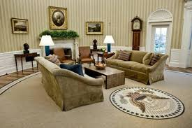 oval office furniture. Following Tradition, Obama Redecorates Oval Office | McClatchy Washington Bureau Furniture R