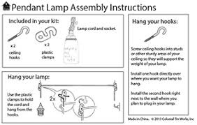 how to install pendant lighting. hanging instructions for all pendant lamps how to install lighting n