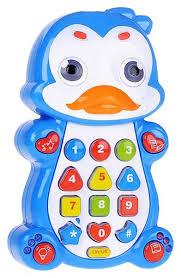 Купить развивающая игрушка <b>Play Smart Детский смартфон</b> ...