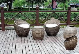 outdoor furniture wicker. Simple Furniture Rattan Outdoor Furniture Set Unusual Patio Wicker Canopy Daybed  Round Garden With Outdoor Furniture Wicker
