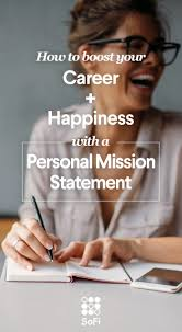77 best ideas about work goals professional goals how to write a personal mission statement why it s important for career happiness and how it differs from an elevator pitch