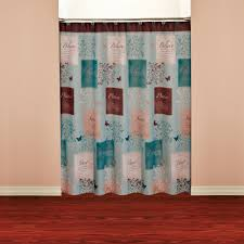 Walmart Curtains For Living Room Butterfly Blessings Shower Curtain Walmartcom