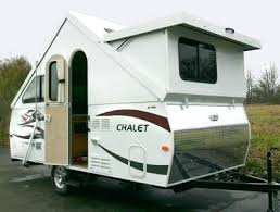 Small Picture Used A Frame Travel Trailers For Sale Aluminum Frame Travel