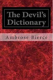 「The Devil's Dictionary」の画像検索結果