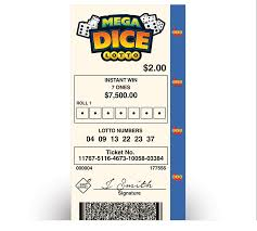 megadice lotto ticket prize claim info olg megadice lotto ticket