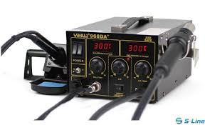 YH 968DA+ <b>паяльная станция</b> купить со склада, оптом и розницу ...