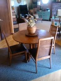finally found a midcentury kitchen table at an estate