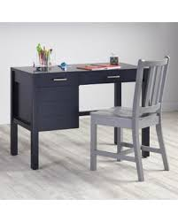 navy blue desk. Kids Uptown Navy Blue Desk A