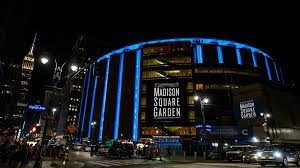 madison square garden official site