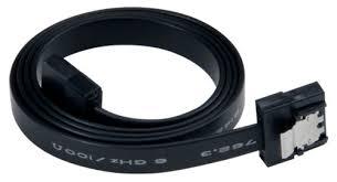 <b>Аксессуар Кабель Akasa Super</b> Slim SATA III 6Gb/s 50cm Black AK ...