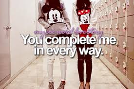 You Complete Me Quotes Beauteous Photo Friendship Quotes You Complete Me In Every Way Famous