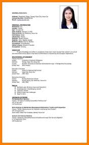 ... Ojt Resume 18 Sample For Civil Engineering Students ...