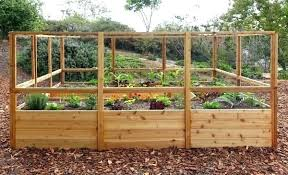 deer proof garden fence. Deer Resistant Garden Designs Proof Raised Plans Fence Shade . 0
