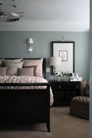 black furniture room ideas. clean and chic same colour furniture now have to paint this wall dark bedroombenjamin black room ideas