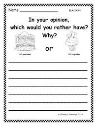 28 Images of First Grade Opinion Template | kpopped.com