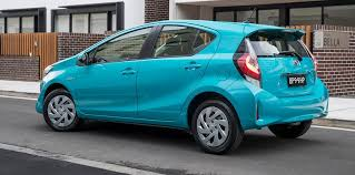 2018 toyota prius c. plain 2018 safety features include seven airbags stability and traction control abs  with electronic brakeforce distribution along brake assist an  and 2018 toyota prius c t