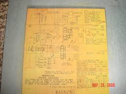 i need a wiring diagraphm for a evcon mobile home electric furnace coleman mach thermostat replacement at Coleman Wiring Diagram