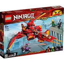 LEGO NINJAGO Legacy Kai Fighter 71704