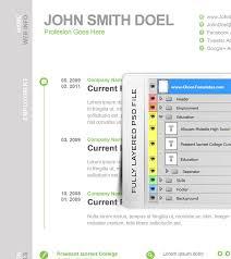 cv resume free psd template free psd files psd resume templates