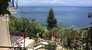 Картинки по запросу casa dei venti apt  corfu view from veranda