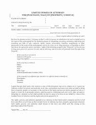 Limited Power Of Attorney Forms Limited Power Of Attorney Form Ohio New Limited Power Attorney Ohio 16