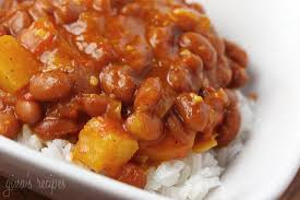 puerto rican rice and beans with chicken.  With For Puerto Rican Rice And Beans With Chicken