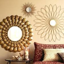 circle mirror wall decor window contemporary round mirror decoration picture collection website wall decor kohls