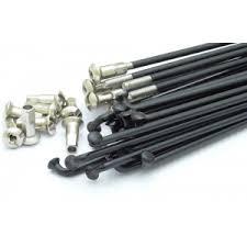 <b>Stainless steel</b> spokes for <b>motorbike</b>