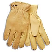 Kinco Premium Grain Pigskin Drivers Gloves