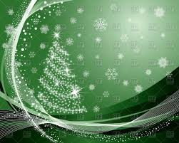 green christmas background clipart.  Background Green Christmas Background With Snowflakes And Firtree Vector Image U2013  Artwork Of Backgrounds Click To Zoom And Background Clipart R