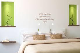 Love Wall Decor Bedroom Bedroom Quotes Wall Idea Word For Wall Decor