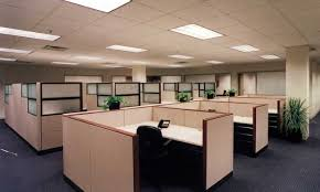 corporate office desk. Smart-and-Clean-Executive-Modern-Office-Cubicle Corporate Office Desk