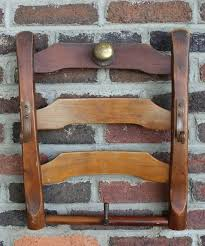 Coat Rack Chair 100 best Ladder back chairs images on Pinterest Good ideas Ladder 87