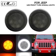 2 In 1 Lights Seas Activity Gym Saucer Smoke 2 In 1 Functions Led Side Marker Lamps Turn Signal