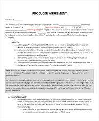 Music Contract 10 Music Contract Samples Templates Pdf Word Google Docs