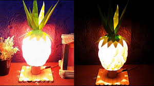 plastic pineapple lampshade diy life s and creative