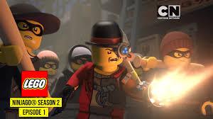 Once and for All | Lego Ninjago Episodes Season 1