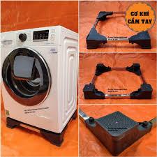 Giá đỡ máy giặt cửa ngang loại 1 nặng 5kg