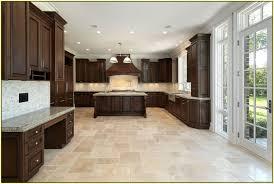 Travertine Tile For Kitchen Travertine Tile Kitchen Floor Ideas