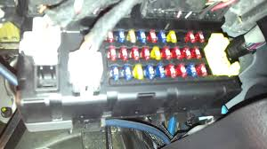 where is the fuse box in a grand cherokee 98 04under dash where is the fuse box in a grand cherokee 98 04under dash