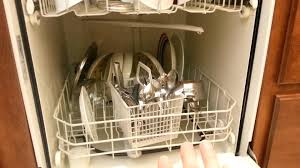 How To Clean A Dishwasher Are The Dishes In The Dishwasher Clean Or Dirty Youtube