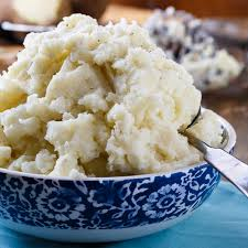 dukes mayonnaise makes these mashed potatoes super creamy and delicious