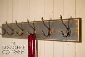 Coat Racks Uk Shabby Chic Coat Rack Vintage Grey Amazoncouk Kitchen Home 48