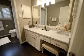 Beveled Bathroom Vanity Mirror Amazing Cote De Texas Pretty Built In