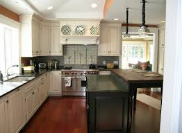 mesmerizing kitchen decorating. Mesmerizing Kitchens Design Ideas Of White Cabinets Black Granite Countertops : Amusing Decorating Using Grey Kitchen A