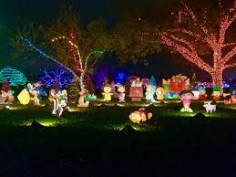Zilker Park Christmas Lights Expat Austin Mum Trail Of Lights