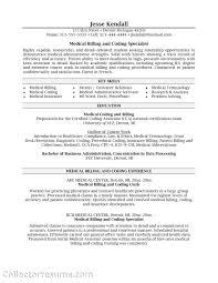 Health Insurance Specialist Resume Sample Recentresumes Com