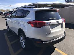 2013 Used Toyota RAV4 2013 Toyota RAV4 Limited SUV at One Stop ...
