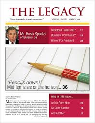 School Newspaper Layout Template School Newspaper Templates 11 Free Eps Documents Download Free