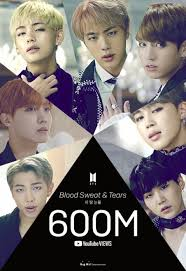 Blood, sweat & tears also appears in this compilation. Bts Blood Sweat Tears Music Video Reaches 600 Million Youtube Views